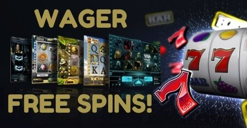 How To Wager Free Spins in Online Casino