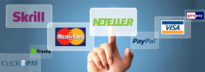 Know the different payment methods